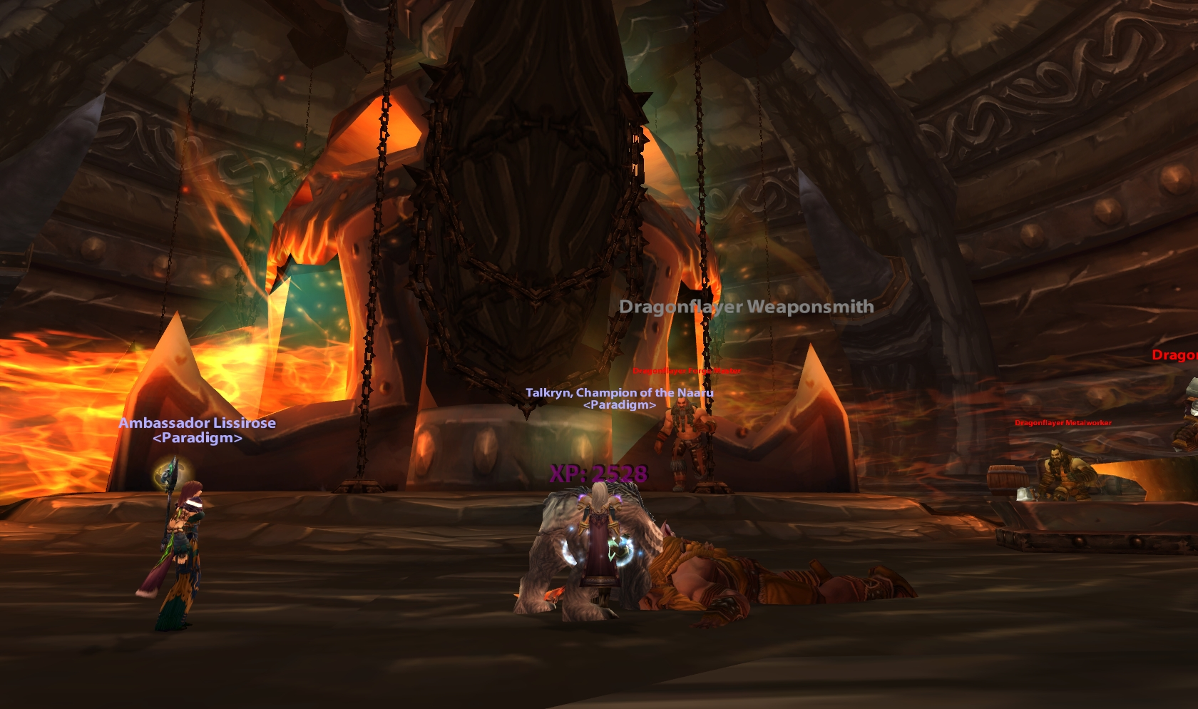 how to get to northrend from org