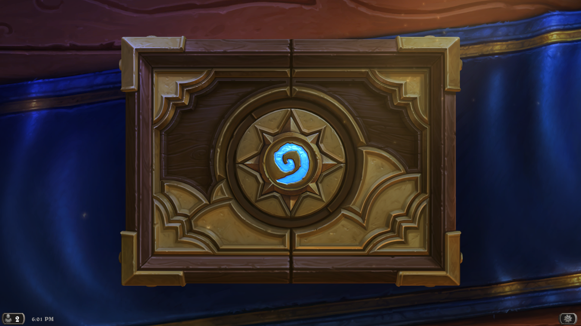 """Hearthstone: Stuck at """"Click to Start"""" Fix"""