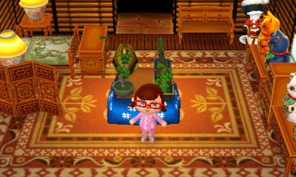 Hdo Keiya S Blog Animal Crossing New Leaf House Tour